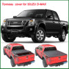 Hot Sale Soft Tri Fold Tonneau Cover for Truck for Isuzu D-Max