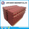 Terracotta Watercraft Colorful Stone Coated Metal Roof Tile Bond Type