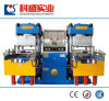 Silone & Rubber Full-Automatic Vacuum Front-Style Hydraulic Molding Machine