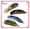 Polyresin Animal Feather Fridge Magnet, Wolf Magnet, Souvenirs