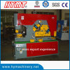 Q35Y-25 high precision hydraulic iron worker angle steel cutting machine