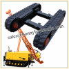 Custom Built 1-100 Ton Rubber Track Undercarriage/ Rubber Track System for Construction Machinery