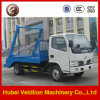 New 5m3, 5cbm, 5 Cubic Meter Garbage Truck