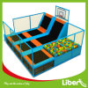 Hot Outdoor Gymnastic Trampoline Park