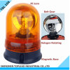 Halogen Rotating Warning Light / Revolving Warning Light (TBL 104)