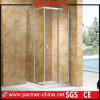 Modern Elegant Two Doors Sliding Square Shower Enclosure (GL1142)