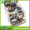 Stackable Interchangeable Acrylic Cosmetics Makeup and Jewelry Storage Case