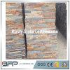 Yellow Rusty Slate Ledgestone for Wall Panel Tiles, Facade Decorating