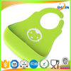 Eco-Friendly Soft Touch Custom Made Silicone Baby Bib