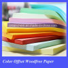Colour Woodfree Offset Printing Paper