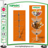 Floor Standing Metal Promotion Display Stand