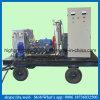 Chemical Plant Condenser Tube Cleaning Machine High Pressure Washing Pump