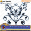 Wrought Iron Flowers Ornament Design