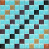 Diamond Mirror Mosaic Tile (HD054)