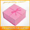 Pink Spot Magnetic Paper Box