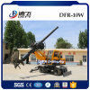 15m Depth Wheel Type Mini Piling Machine