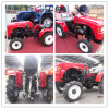 Double Cylinder Engine 4WD Mini 20 to 30HP Garden Tractor