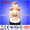 15kv Copper Conductor Cable with XLPE Insulated