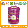 100g, 200g, 400g Hot Sale Custom Metal Tin Tea Cans