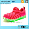 LED Kids Flashing Lights Shoes USB Charger with Lights