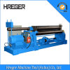 W11 Series Mechanical Type 3 Rollers Rolling and Bending Machine, Pipe Forming Machine