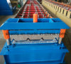 Top Quality Galvanized Roof Sheet Roll Forming Machine