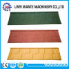 Nature Color Sand Chips Zinc Sheet Shingle Type Roof Tile
