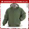 Winter Coat Green Compat Bomber Jacket Men (ELTBJI-69)