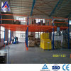 Warehouse Storage Heavy Loading Steel Mezzanine Platform