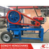 Small Diesel Mobile Jaw Crusher