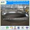 Large Diameter Carbon Steel Dished Ellipsoidal Head for Gas Tank