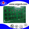 Single Layer Fr4 PCB with High Resistance Carbon Ink
