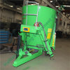 Trail Type Poultry Feed Mixer with Electric Motor