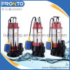Stainless Steel Sewage Submersible Pump with Floating
