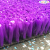 Artificial Grass and Lawn for Decoration Purple Color