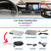Car GPS Video Interface for Audi A1/Q3/A4/A5/Q5/A6/Q7/A8 Andriod System GPS Navigation Box