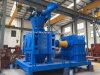 Dry roll press granulator machine for chemical fertilizers