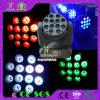 DMX Moving Head 12X12 Watt RGBW CREE LEDs