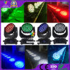 Stage DJ Disco Lighting Beam Zoom 36X18W Rgbwauv 6in1 LED Moving Head