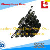 OEM Steel Tooth Roller Chain Sprocket with Multiple Rows
