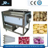 Stainless Steel 304 Material Continuous Sweet Potato Washing Peeler Machine