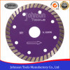 115mm Sintered Turbo Diamond Saw Blade for Cutting Granite