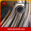 Competitive PTFE Convoluted Teflon Hose with High Temperature Hose /SAE 100r14