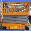 Battery Powered Self Propelled Scissor Lift Hydraulic Lifter
