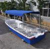 Liya 5.8m Fiberglass Hull Passenger Boat Tourist Boat for Fishing