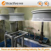 Sandblasting Equipment Oxidation System Coating Production Line for Industrial Manufacturing Cars, Auto Parts
