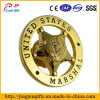 China Supplier Custom Die Cast Metal Lapel Pin Badge with Enamel