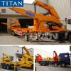 20 Feet Self Loading Truck Sidelifter Side Loader Lift /Self Side Load Container Semi Trailer / 40 Foot Container Truck Lifter Side Loaders Semi Trailer