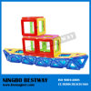 Factory Direct Sale Baby Plastic Construction Magnet Toys