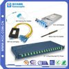 Optical Fiber PLC Splitter Box for MPO